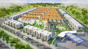 Phối Cảnh Nhà Mẫu - BelHome - Bắc Ninh